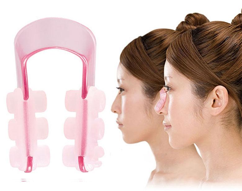 Kẹp nâng mũi có tác dụng nâng cao và làm thon gọn vùng mũi