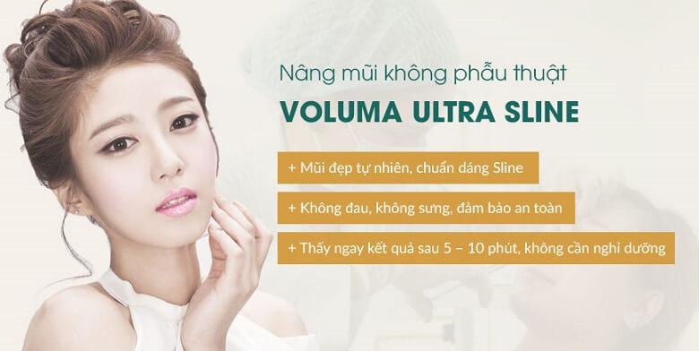 Phương pháp nâng mũi bằng Voluma Ultra đã được cấp chứng nhận về độ an toàn