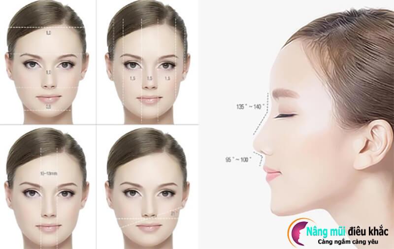 Nâng mũi bằng sụn tự thân giữ được dáng mũi vĩnh viễn