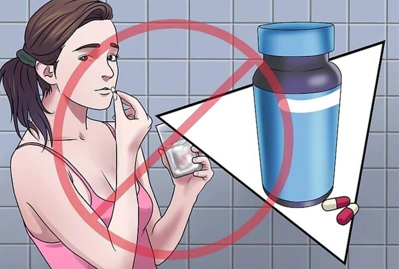 Ngưng dùng các loại thuốc không cần toa (OTC)